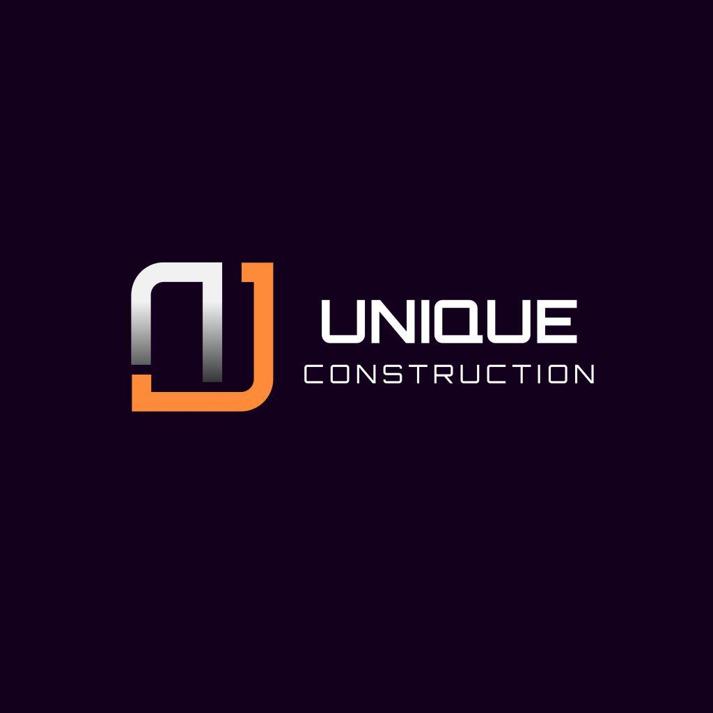 Unique construction logo