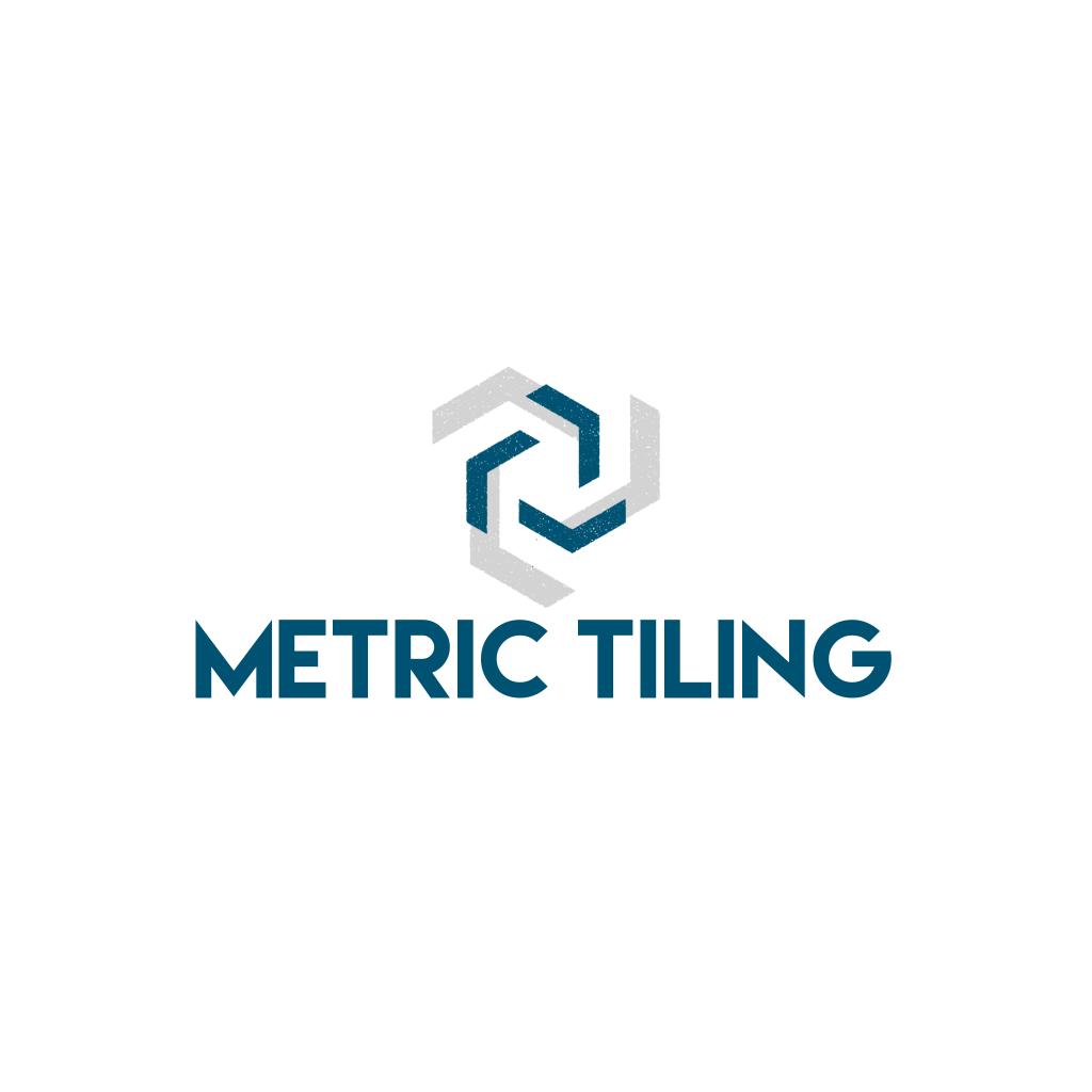 metric tiling logo primary