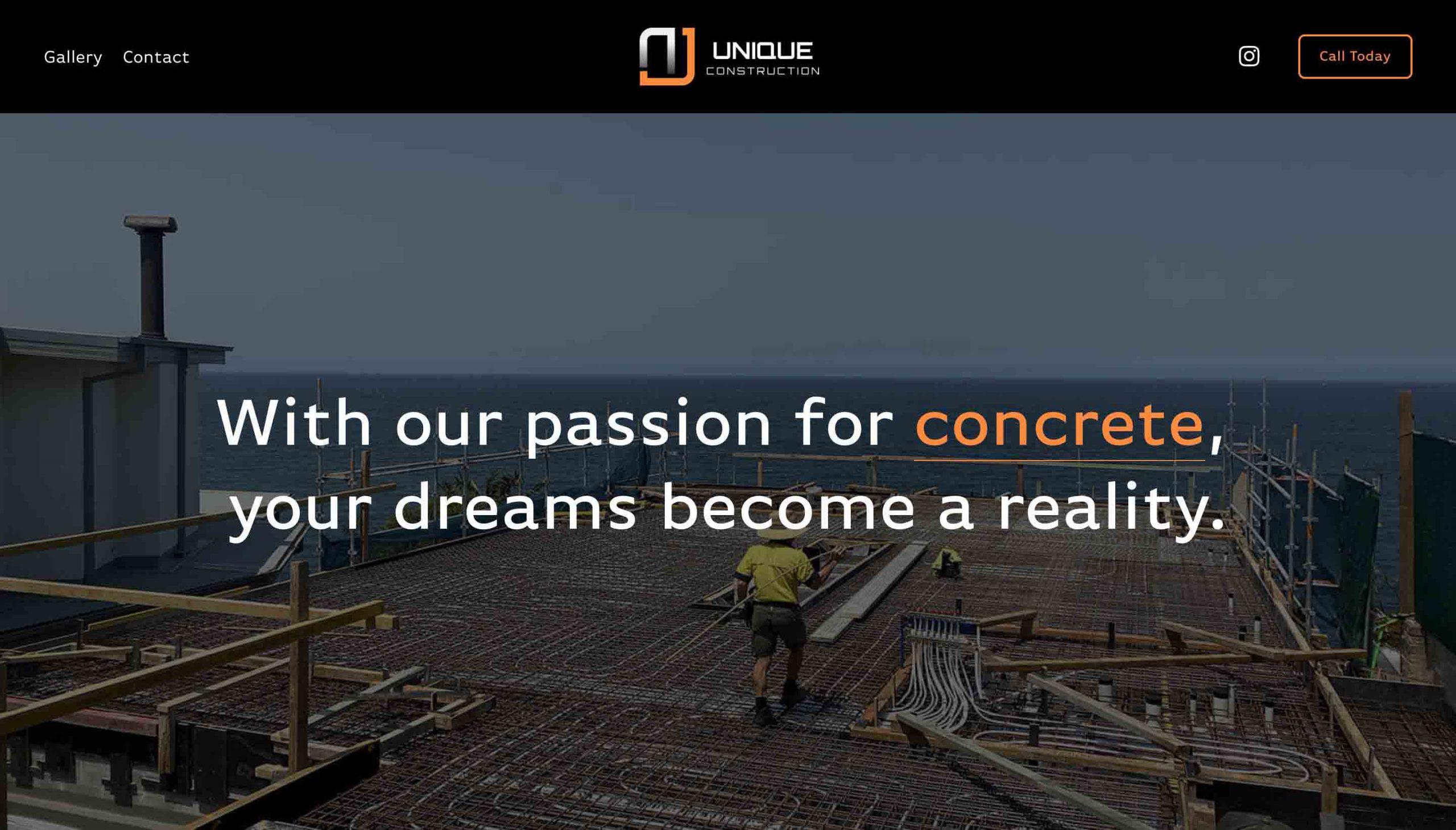 unique construction screen shot scaled